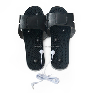 KM404 Massage Sandals Reflexology Slippers Magnetic Massager Acupuncture Foot