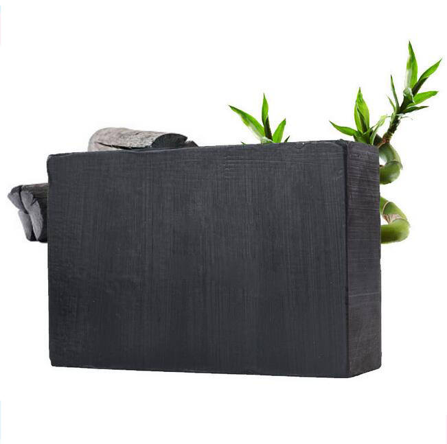 Wholesale Private label Whitening Handmade Soap Organic Soap Black Bamboo Charcoal Soap Bar