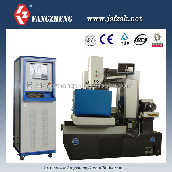 wire cutting wedm ms machine