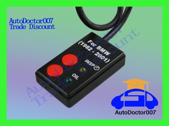 Inspection and Oil Service Reseter Diagnostic Tool for BMW