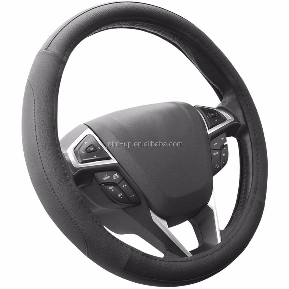 "Car Truck 15/"" Steering Wheel Cover PU Auto Car Universal Fit M HYUNDAI Toyota US"