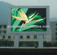 alibaba express hot products digital advertising waterproof flexible p16 2r1g1b outdoor full color led net screen