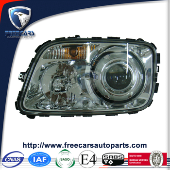 HID head lamp for Actros trucks