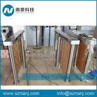 Automatic Gate Control System Speed Gate Security Swing Arm Gate ...