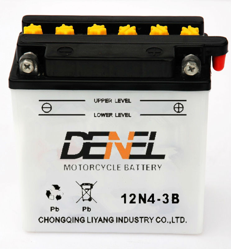 Scooter/dirt Bike Battery China/ Lead Acid Motorcycle ...