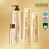 Salon and hair extension use shampoo and conditioner brand providing a mirror-like shine