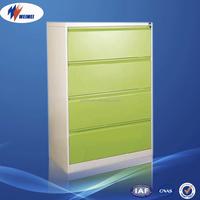 Office Work Fireproof Waterproof Metal File Storage Cabinet