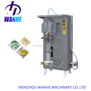 SJ-1000 Automatic Water Packaging Machine liquid pouch packing machine