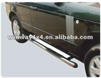 STAINLESS SIDE STEP for Land Rover Discovery