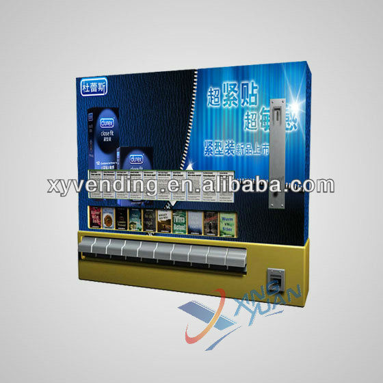 XY-DRE-S4 Condom Vending Machine