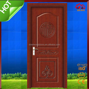 Mdf Pvc Ghana Indian plywood china flush door price
