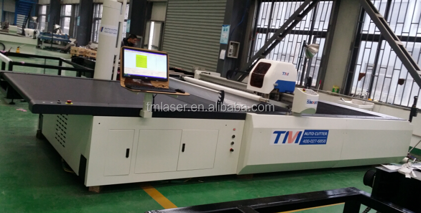 TMCC-2225 fabric rolls end cutter with large cutting size