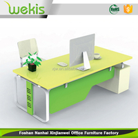 2016 hot sale new modern executive office table designs