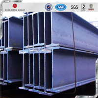 ms Q235 double T steel / h beam / universal beams for sale