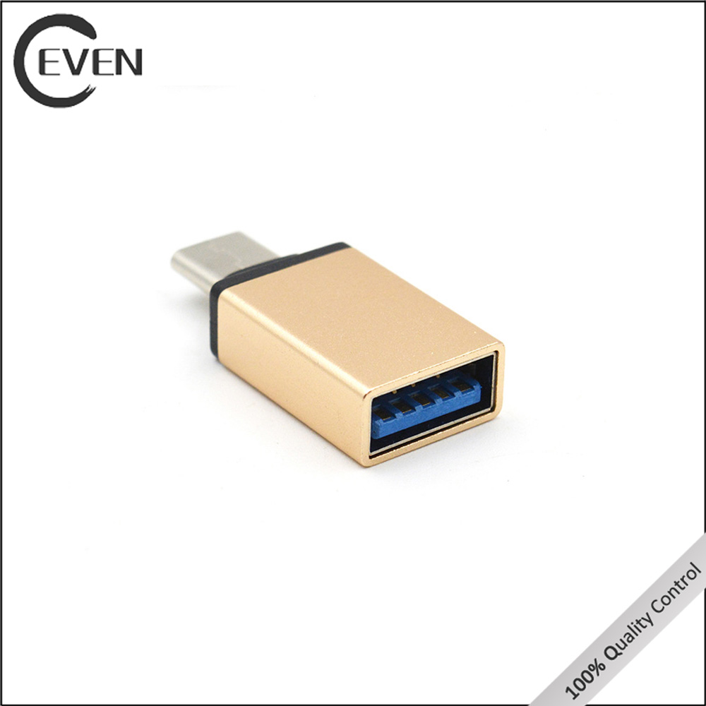 USB 3.1 Type C Converter Support Male to USB 3.0 Data Adapter