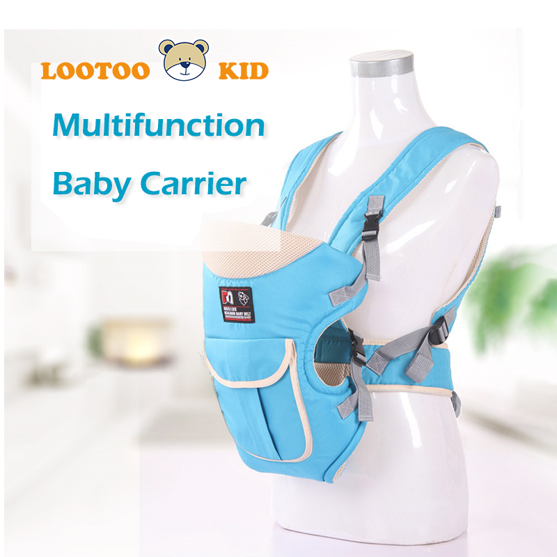 Alibaba trade assurance china factory cheap price 4 in 1 ergonomic breathable handle baby carrier