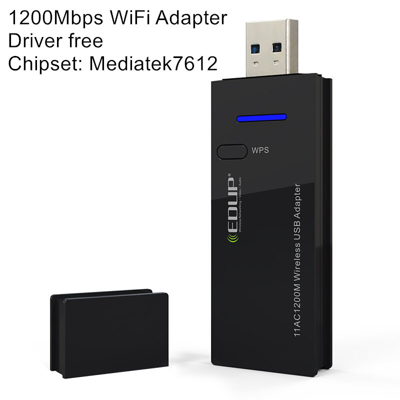 New developed dual band 600mbps 802.11ac wireless usb adapter for android TV box