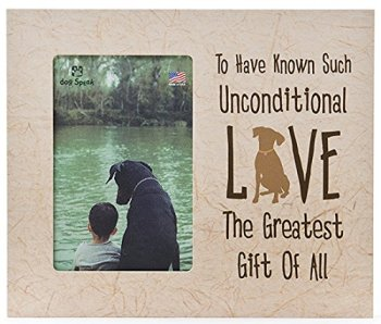 Pet Dog Memorial Wooden Photo Frame Buy Pet Memorial Picture