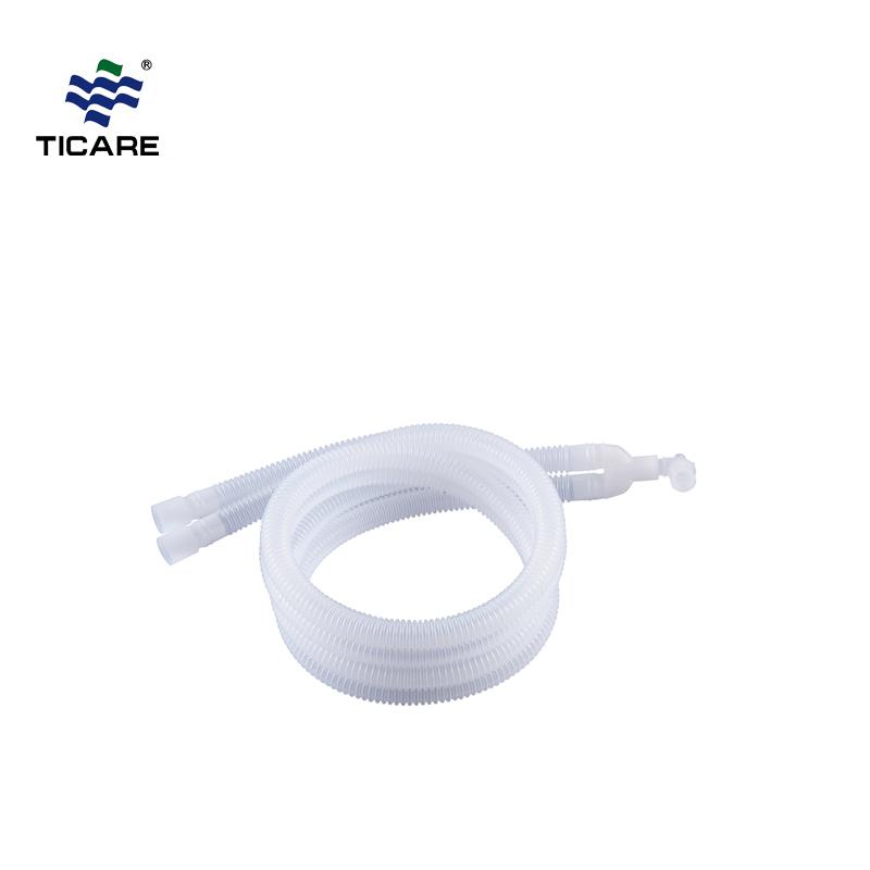 Circuito Ventilador : Médicos desechables anestesia respiración ventilador del circuito