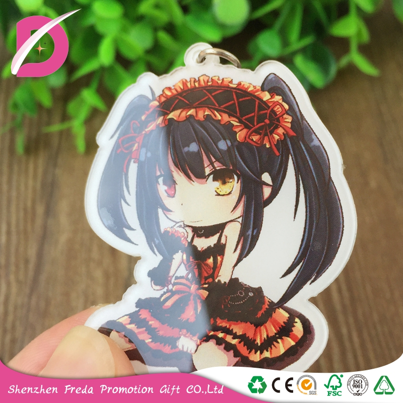 Custom Printing Display Action Figure Transparent Charms Anime Acrylic  Stands - Buy Anime Acrylic Stand,Desktop Acrylic Display Stand,Acrylic  Cosmetic