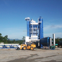 China widely used asphalt plant for sale