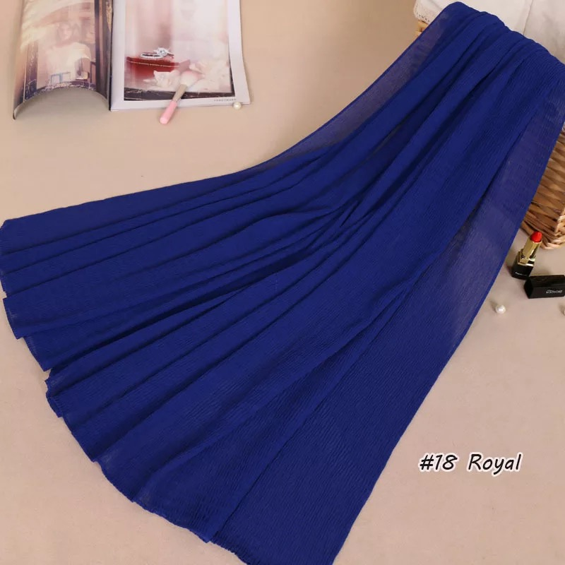 Wholesale hijabs scarfs 2018 women shawls hot arab hijab pictures Muslim girls shawls stoles