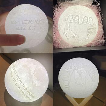 Usb Led Lumière Chine Lampe De Fabricant Cm Lune Forme Imprimé Buy Lune Recharge Veilleuse 3d 3d Portable 18 Luna XuTOkZPi