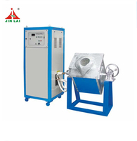 Hot Sale in Colombia and Argentina Environmental Titanium Melting Furnace (JLZ-45)