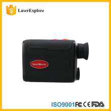 Optical measuring instruments range finder + angle compensation laser measuring device with red display