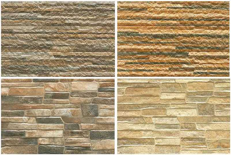 333x500 tiles front wall 3d tile view tiles aokelan for Exterior wall tiles design india