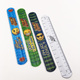 Audited manufacturer custom CMYK printing slap band bracelet