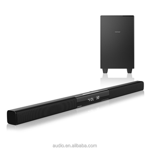 new arrival 2.1 channel wireless sound bar for home theater wireless BT