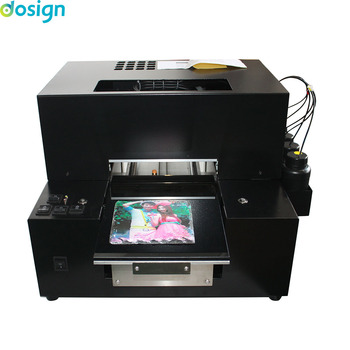 Hot sale mini digital inkjet direct to substrate printing machine a4 uv  flatbed printer for pen c86c9d8cbe