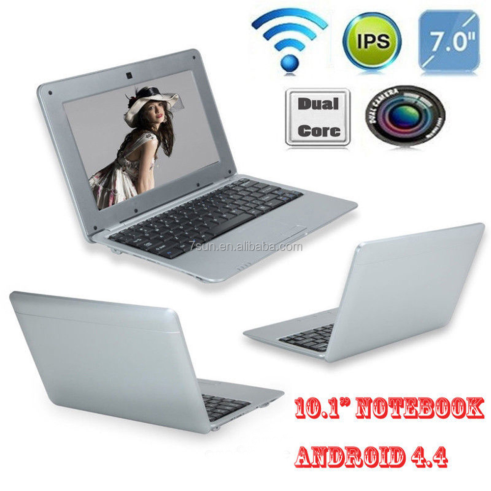 gift item 10 inch NETBOOK MINI LAPTOP WIFI ANDROID 4.4 VIA WM8880 NOTEBOOK 8GB computers laptops
