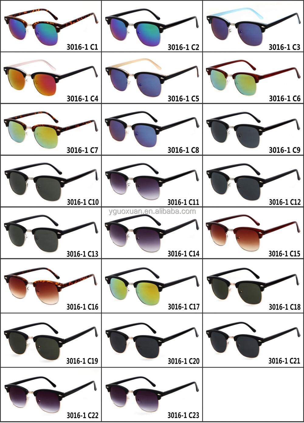 320ddefcb Italy Design óculos CE Moda Retro Dos Óculos De Sol 2015 de Alta Qualidade  óculos de