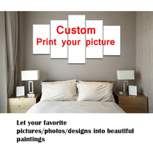 canvas printing custom your pictures  frame home decor canvas art prints drop ship