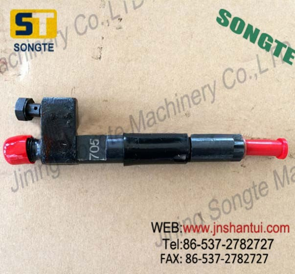 Shangchai C6121Diesel engine spare parts Fuel Injector assembly 26AB701
