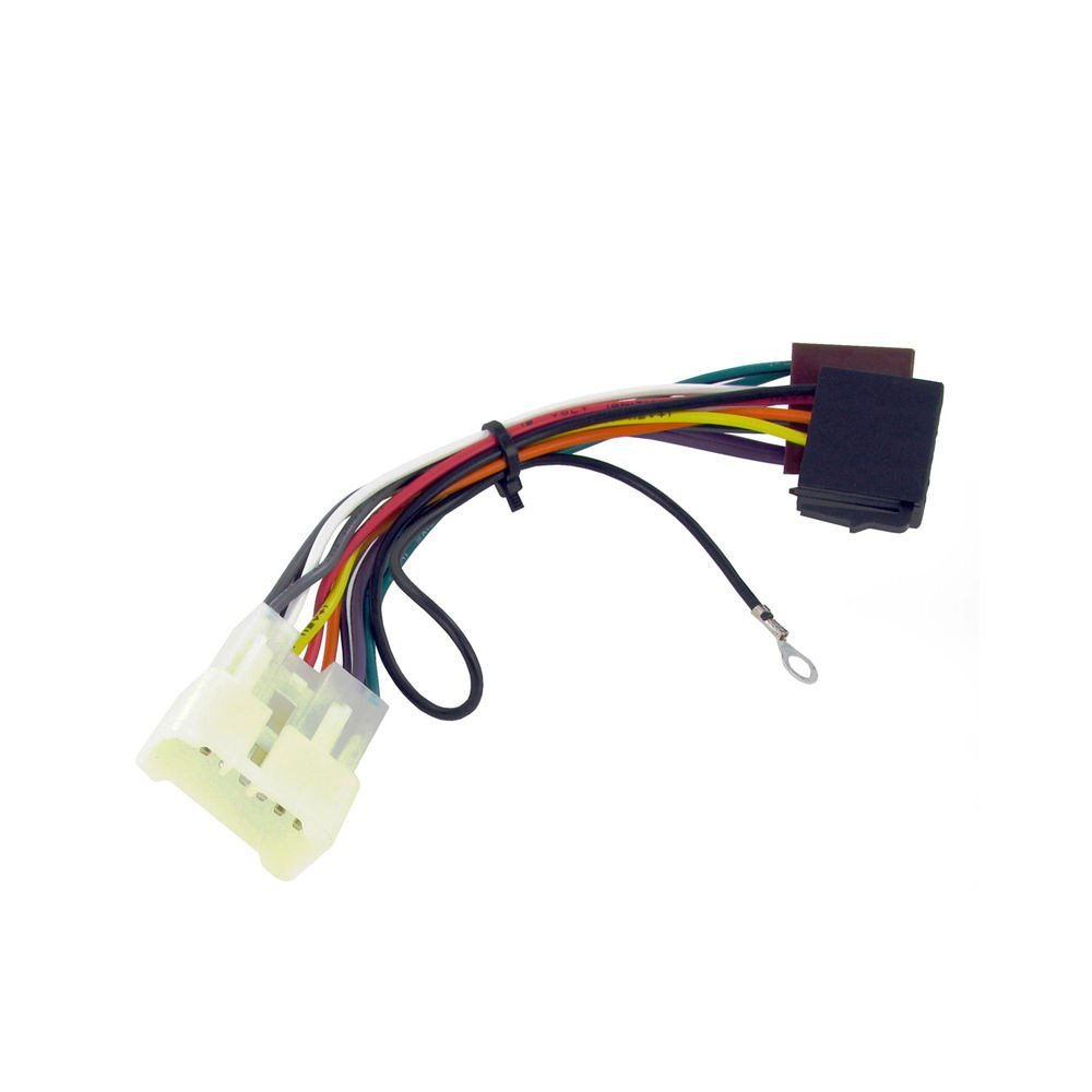 Buy Wiring Harness Adapter for Suzuki Vitara 1996- ISO stereo plug on suzuki 230 atv parts, suzuki lt 230 parts, suzuki fuel pump relay, suzuki door lock actuator, suzuki fuel filter, suzuki throttle position sensor, suzuki king quad winch wiring, suzuki lt80 parts diagram, suzuki alternator wiring,