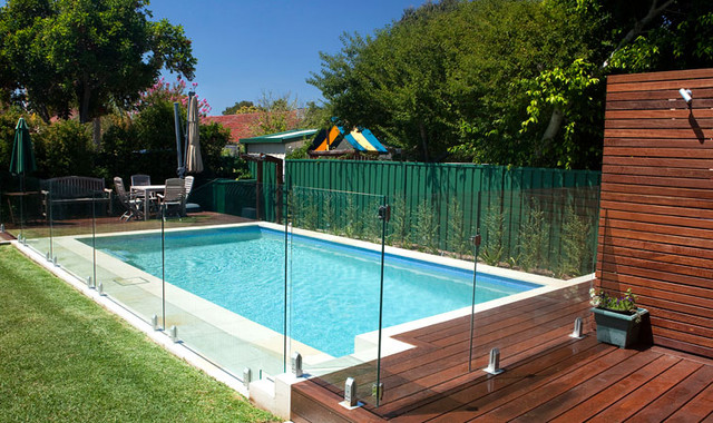 Frameless Glass Railing Spigot Pool Fence Glass Spigot
