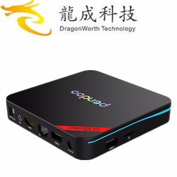 Dragonworth H96 Pro plus 3GB RAM + 32GB ROM 4k android 6.0 marshmallow tv box h96 pro made in China KD player 17.0 TV BOX