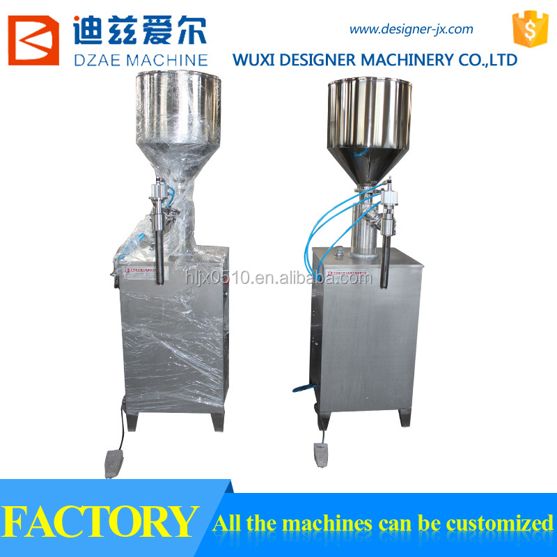 Automatic pharmaceutical glass ampoule liquid filling sealing machine, E Cigarette Filling Machine Price, WUXI DZAE