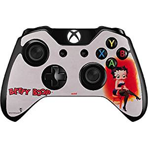 Betty Boop Xbox One Controller Skin - Betty Boop Stockings Vinyl Decal Skin For Your Xbox One Controller