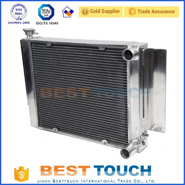 Alumium Alloy Auto cooling system all aluminum radiator for suzuki