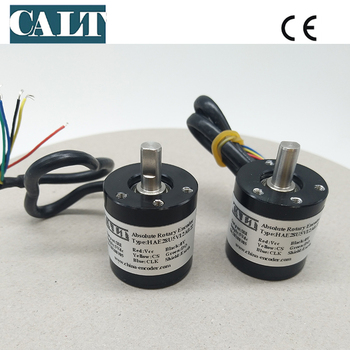 CALT 8 bit 10 bit 12 bit Hall effect rotary position speed sensor encoder