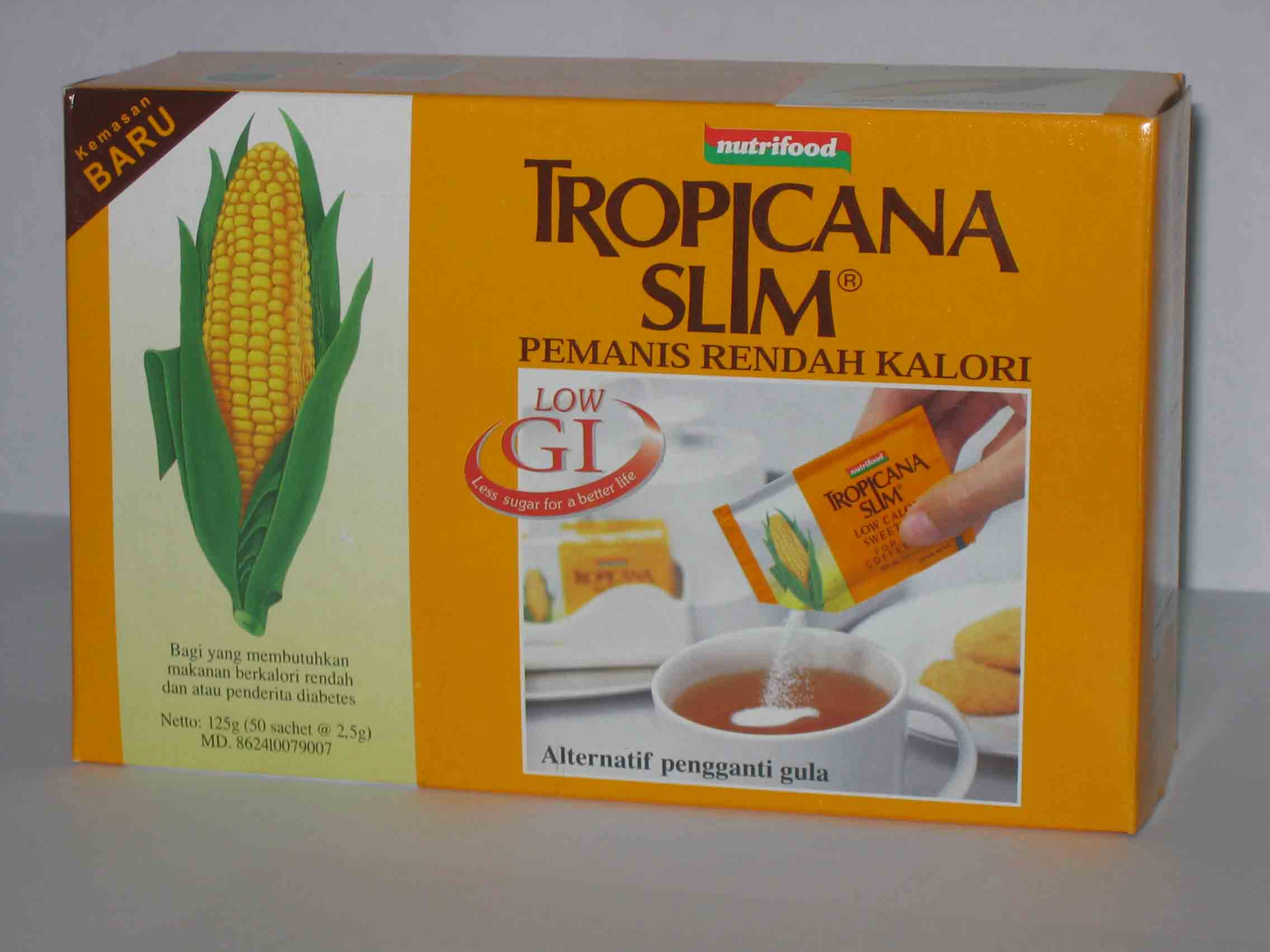 Tropicana Slim Sweetener Buy Product On Stevia