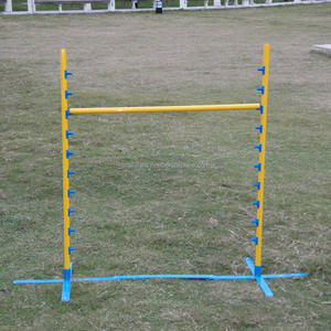 Dog Bar Jump; Agility Dog Hurdle; Plastic Dog Jump