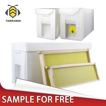 Plastic Bee Hives Nuc Box 5 Frames For Beekeeping - Buy Plastic Bee ...