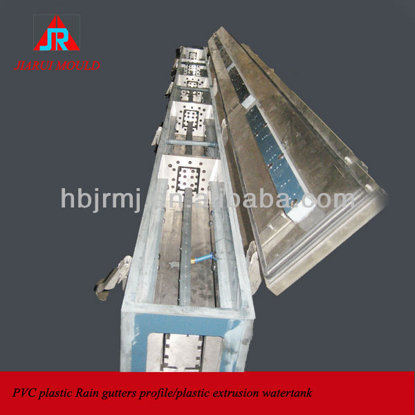 rain gutter downspout die,rain gutter downspout mould,rain gutter extrusion tool