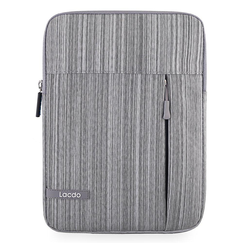 iPad mini Case, iPad mini 4 sleeve, Water Repellent Tablet Sleeve for iPad Mini 4/3/2, Samsung Galaxy Tab A 8-Inch / ASUS ZenPad Protective Bag, Gray