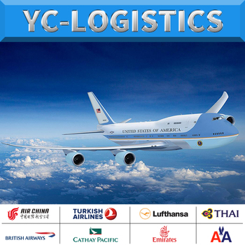 Cheap air freight shipping rates from china to uk usa door to door delivery
